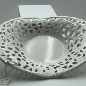 ciotola ovale in porcellana Morena