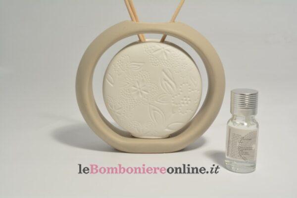 profumatore vaso in porcellana Claraluna