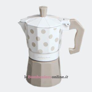 caffettiera 1 tazza Claraluna