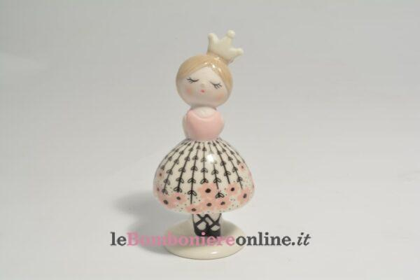 principessa in porcellana Claraluna