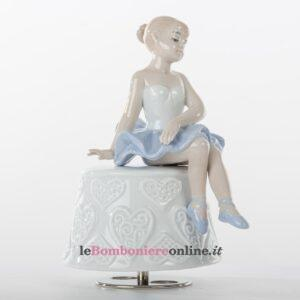 carillon con ballerina seduta Morena