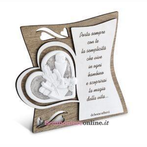 Icona con poesia Comunione Debora Carlucci