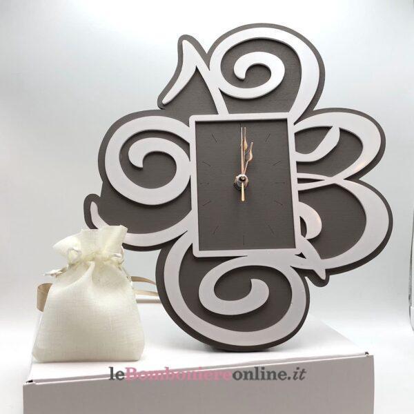 orologio in legno Mariella Martini
