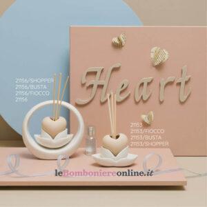 collezione Heart Claraluna 2021