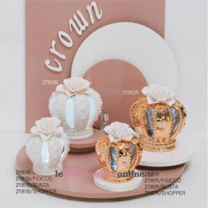 collezione Crown Claraluna 2021