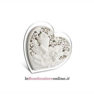 Icona Comunione retro in plexi Debora Carlucci linea Donatello