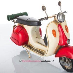 Scooter in metallo vespa Emmebi
